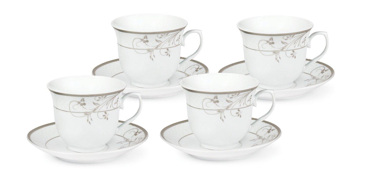 Tea/Coffee Cup and Saucer Set
