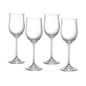 Vintage White Wine Glass (Set of 4)