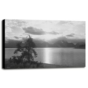 Millwood Pines Teton Photographic Print Wayfair