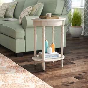 Crestmont End Table by Beachcrest Home