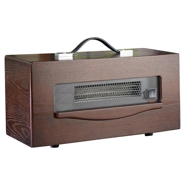 Dynamic Infrared Dynamic 1,500 Watt Portable Electric Infrared ...