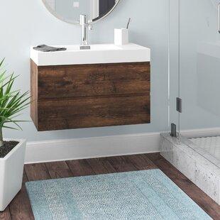 Wall Mounted Floating Bathroom Vanities At Great Prices Wayfair