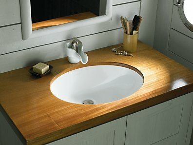 drop in bathroom sinks. Compass Ceramic Circular Drop In Bathroom Sink Kohler  Reviews