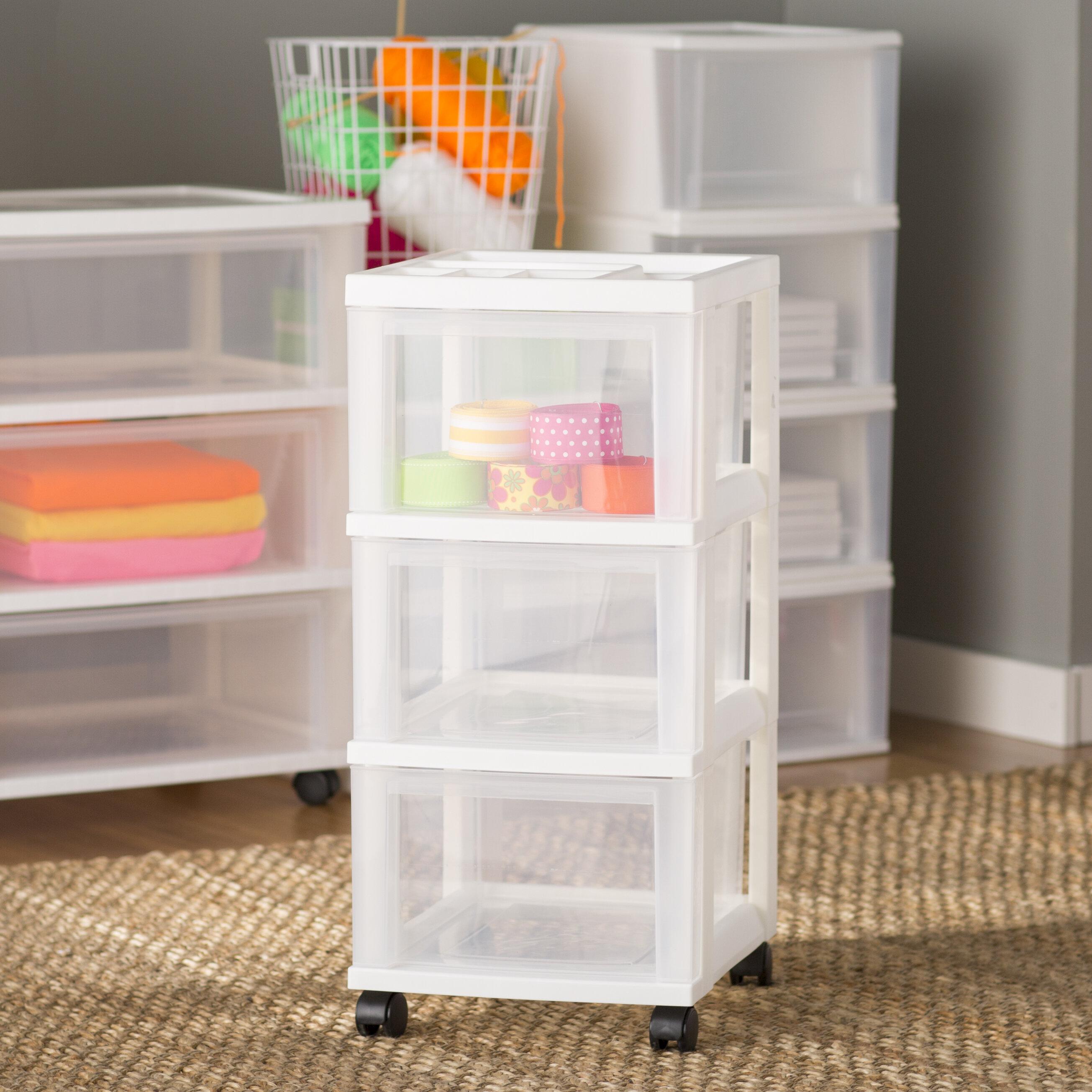 Wayfair Basics 3 Drawer Storage Chest