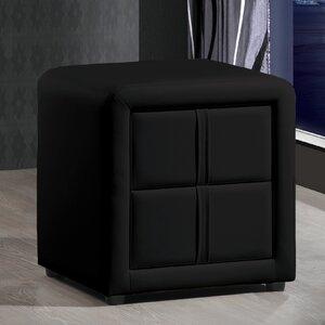 Nachttisch Cenegro mit 2 Schubladen von Home Loft Concept