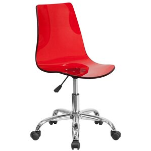Red Office Chairs Youll Love Wayfair