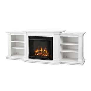 valmont tv stand for tvs up to 70 with fireplace - Tv Stands With Built In Fireplaces