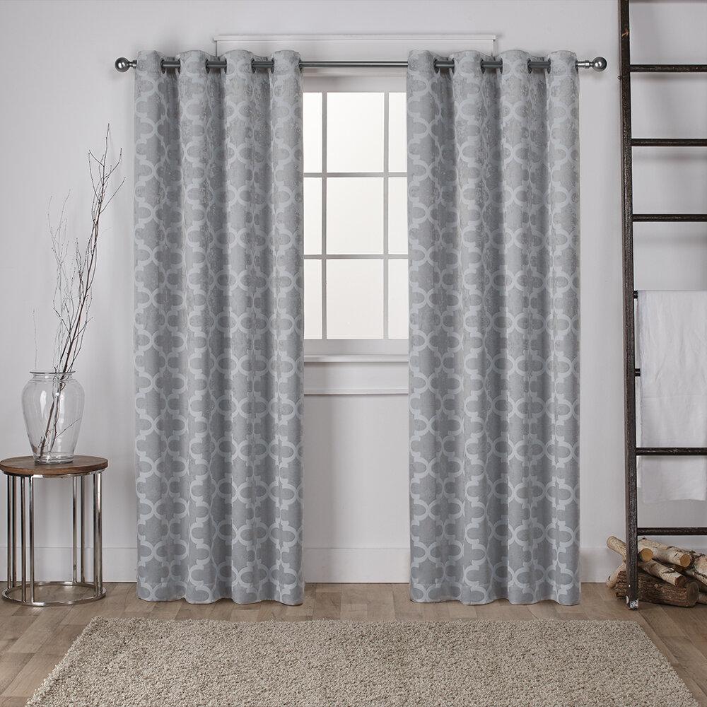 reviews pdx curtains grommet panels geometric britain wayfair blackout thermal window willa treatments curtain arlo interiors