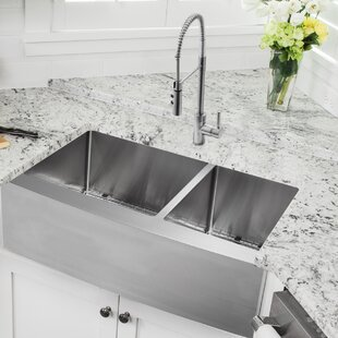 Undermount 60/40 Kitchen Sinks | Wayfair on