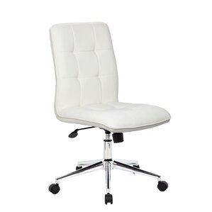 wallace tufted office chair