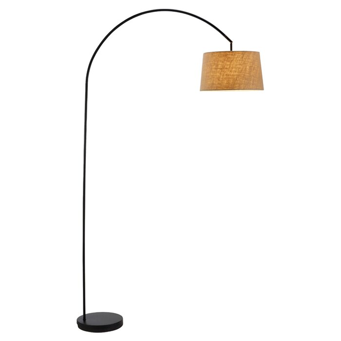 Mercury row cortez 83 arched floor lamp reviews wayfair cortez 83 arched floor lamp mozeypictures Choice Image