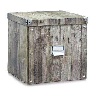 Aufbewahrungsbox Wood von Zeller Present
