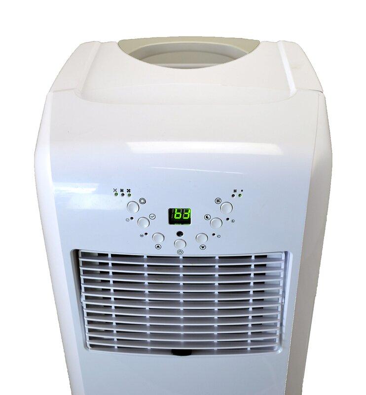 10,000 BTU Portable Air Conditioner with Remote