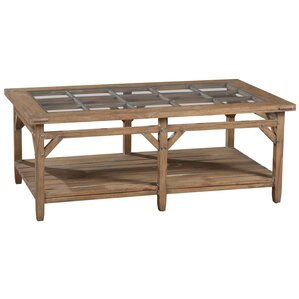Sutton's Bay Primitive Coffee Table by Hekman