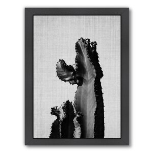 Cactus 2 Framed Graphic Art