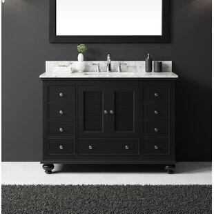 47 inch bathroom vanity wayfair rh wayfair com 47 inches bathroom vanity 47 inch bathroom vanity without top