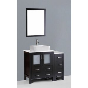 Modern 42 Inch Bathroom Vanities   AllModern