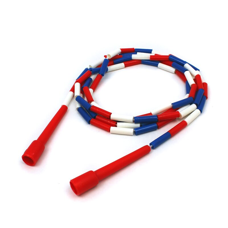 Jump Rope Plastic 10 Sections