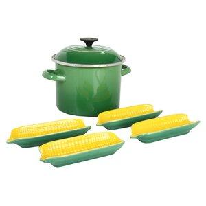 Sweet Corn Stock Pot