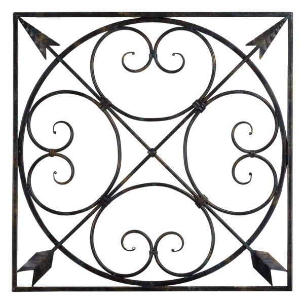 Metal Panel Wall Decor