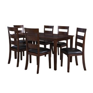 Linville 7 Piece Dining Set by Powell ..