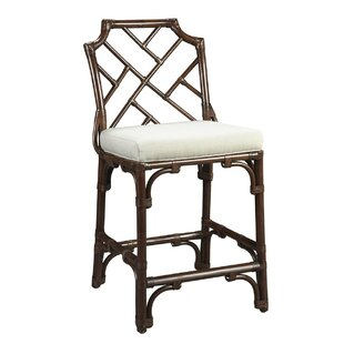 New Classics Chippendale 26 Counter Height Stool