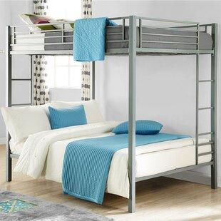 Madelynn Full Over Loft Bunk Bed Frame