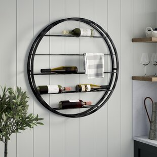 Noella Wall Mounted Wine Rack