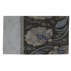 Elegante 4 Gray Area Rug