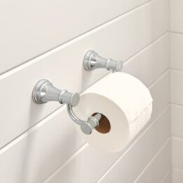 Bathroom Toilet Paper Holder | Chrome Toilet Paper Holders You Ll Love Wayfair