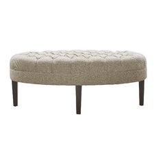 Dominique Upholstered Ottoman