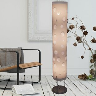Teen girls floor lamp wayfair 48 column floor lamp aloadofball Image collections