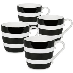 Striped Mugs & Teacups You ll Love