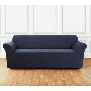 Ultimate Stretch Chenille Box Cushion Sofa S..