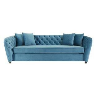Adair 3 Seater Chesterfield Sofa