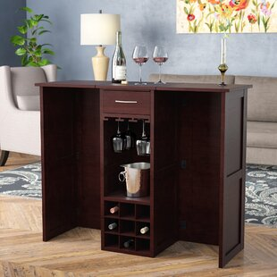 Narron Cabinet with Wine Storage