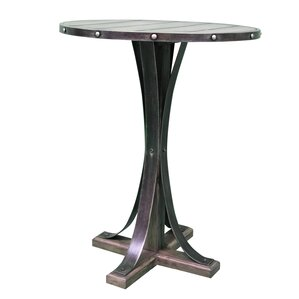 Kristle End Table by Willi..