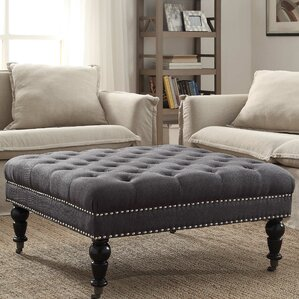 Amazing Rittenhouse Square Tufted Ottoman