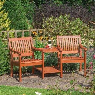 8dc494533121 Duo Garden Seats   Wayfair.co.uk
