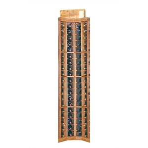Designer Series 74 Bottle Floor Wine Rack by Wine Cellar Innovations