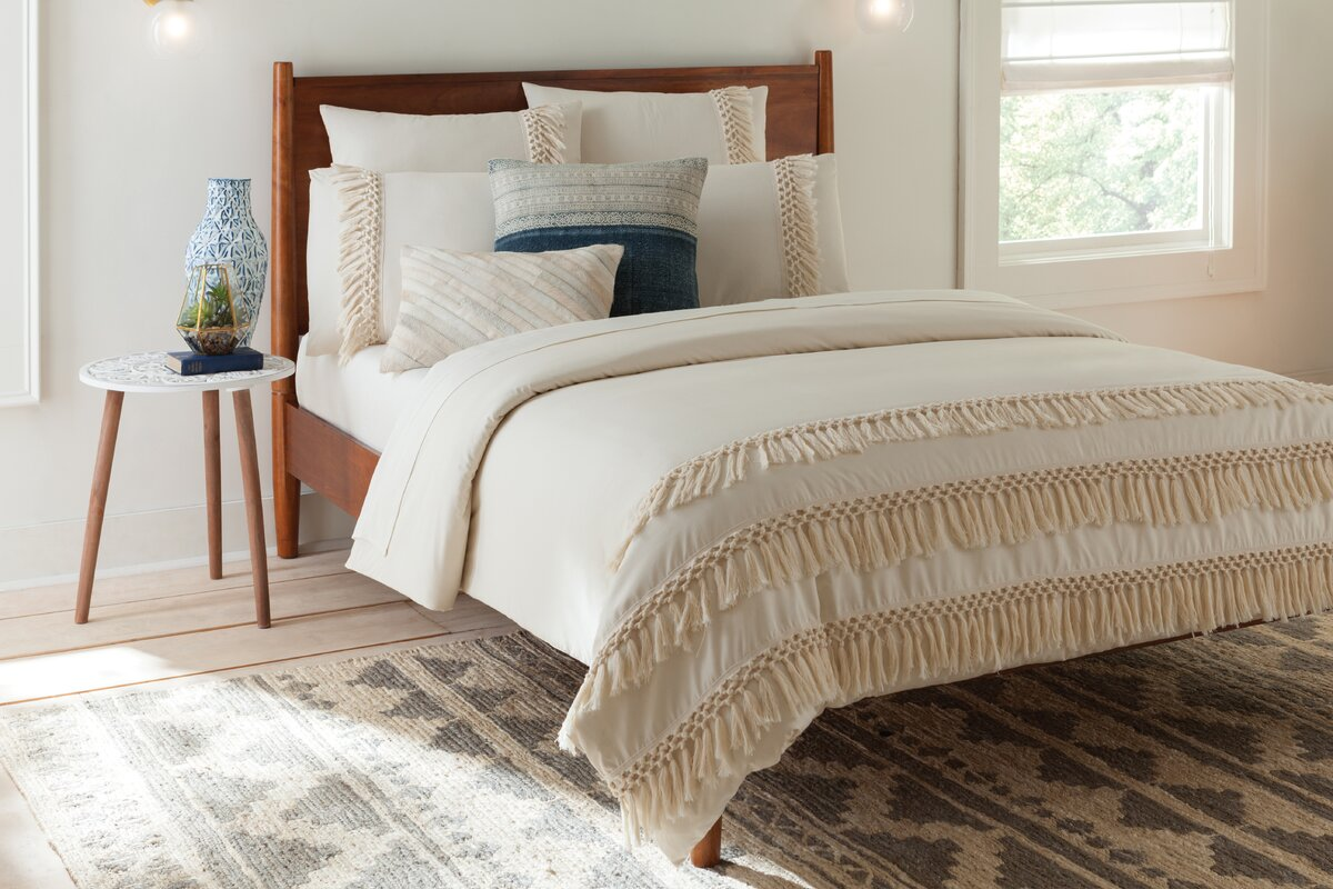 combed cover side duvet bloomingdale navy set cotton way white