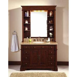 Bathroom Vanity With Hutch Wayfair
