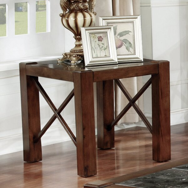 Red Barrel Studio Brandenburg Transitional End Table | Wayfair