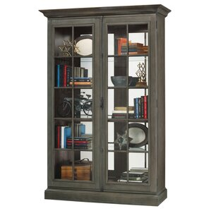 Clawson Lighted Curio Cabinet by Howard M..