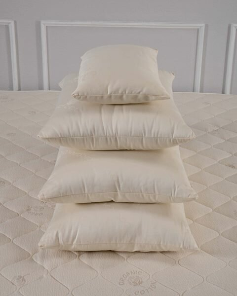 wool bed pillows sku bosc1021 organic medium wool pillow