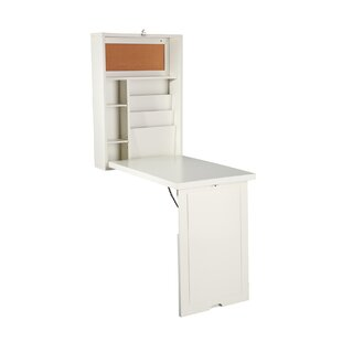 Charmant Turrella Wall Mounted Floating Desk