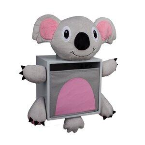 Consuelo Plush Koala Bear Kids Wall Toy Organizer