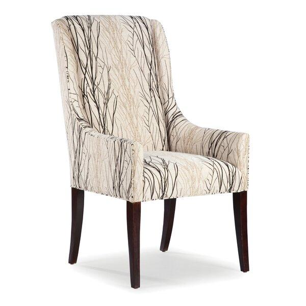 High Back Fabric Dining Chairs | Wayfair