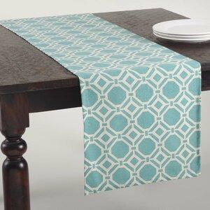 Hydra Geometric Table Runner