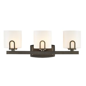 Sebago 3-Light Vanity Light